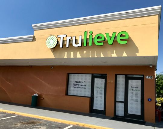 Trulieve medical marijuana dispensary opens near West Melbourne on New Haven Avenue